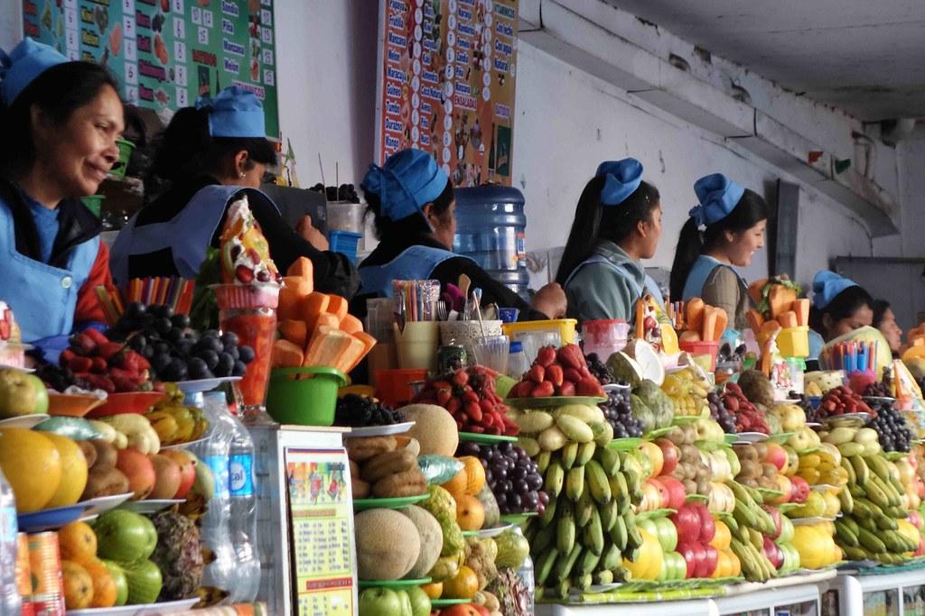Sucre - Mercado Central 2