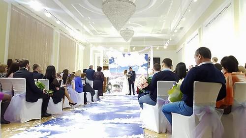 А лавандове весілля в МБК — тільки на замовлення