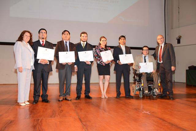 Ceremonia Titulación 2017