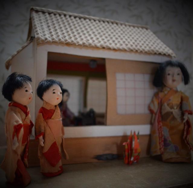 Hanoko San's house