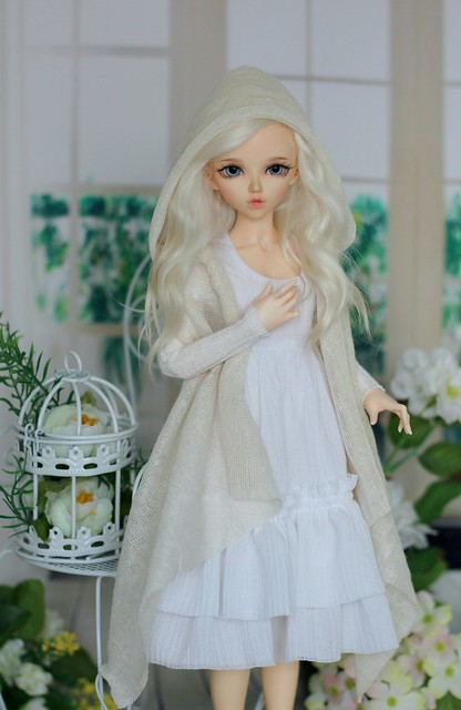 Mori-style dress for Minifee