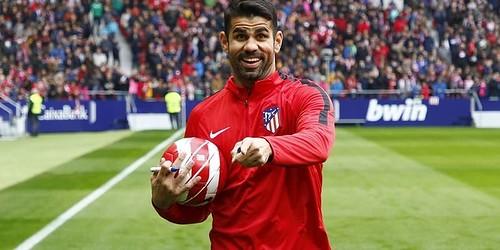 Simeone: Costa dan Vitolo akan membantu Atletico Madrid tumbuh