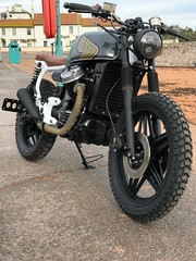 Kevils Speed Shop's Honda Cx500