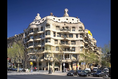 Barcelona's Casa Mila. From New Elections in Barcelona May Restore Tranquility and Tourism to Region