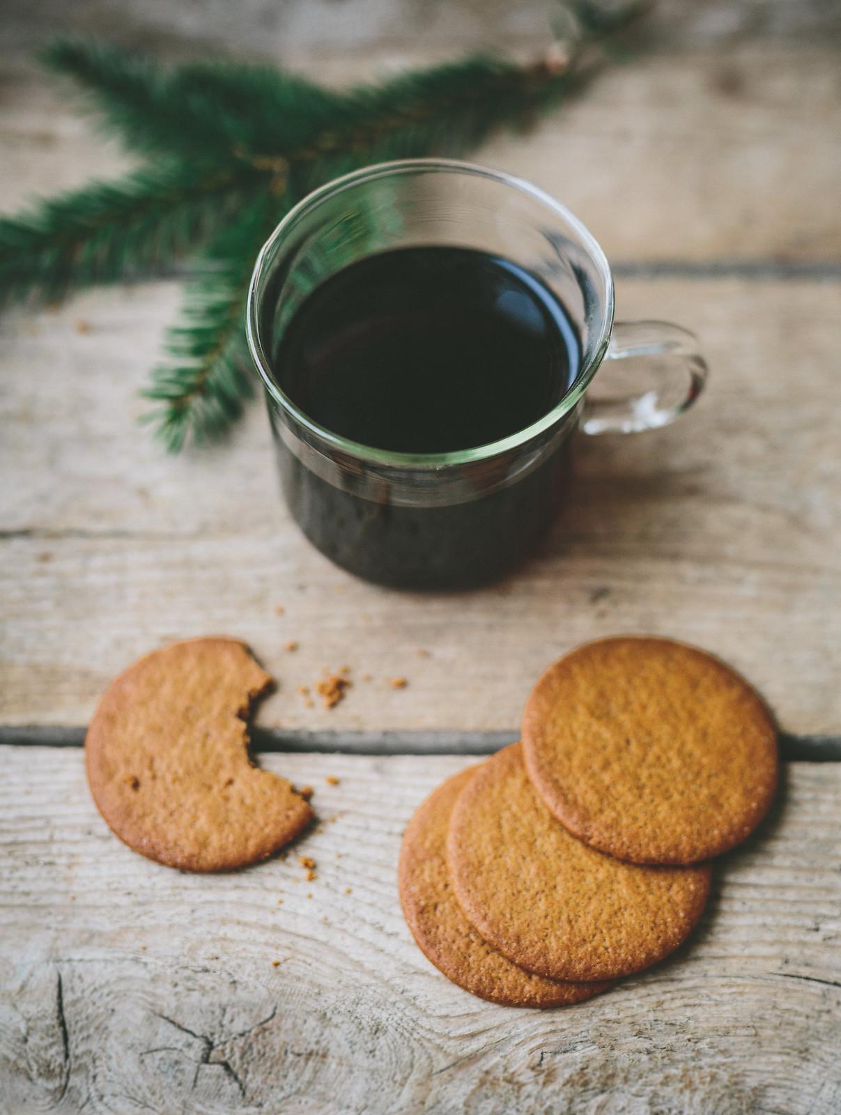 kaffe och pepparkakor - karinevelina.se
