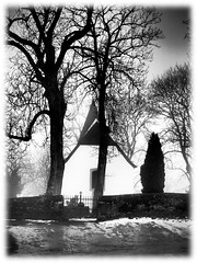 Kirche ohne Dorf