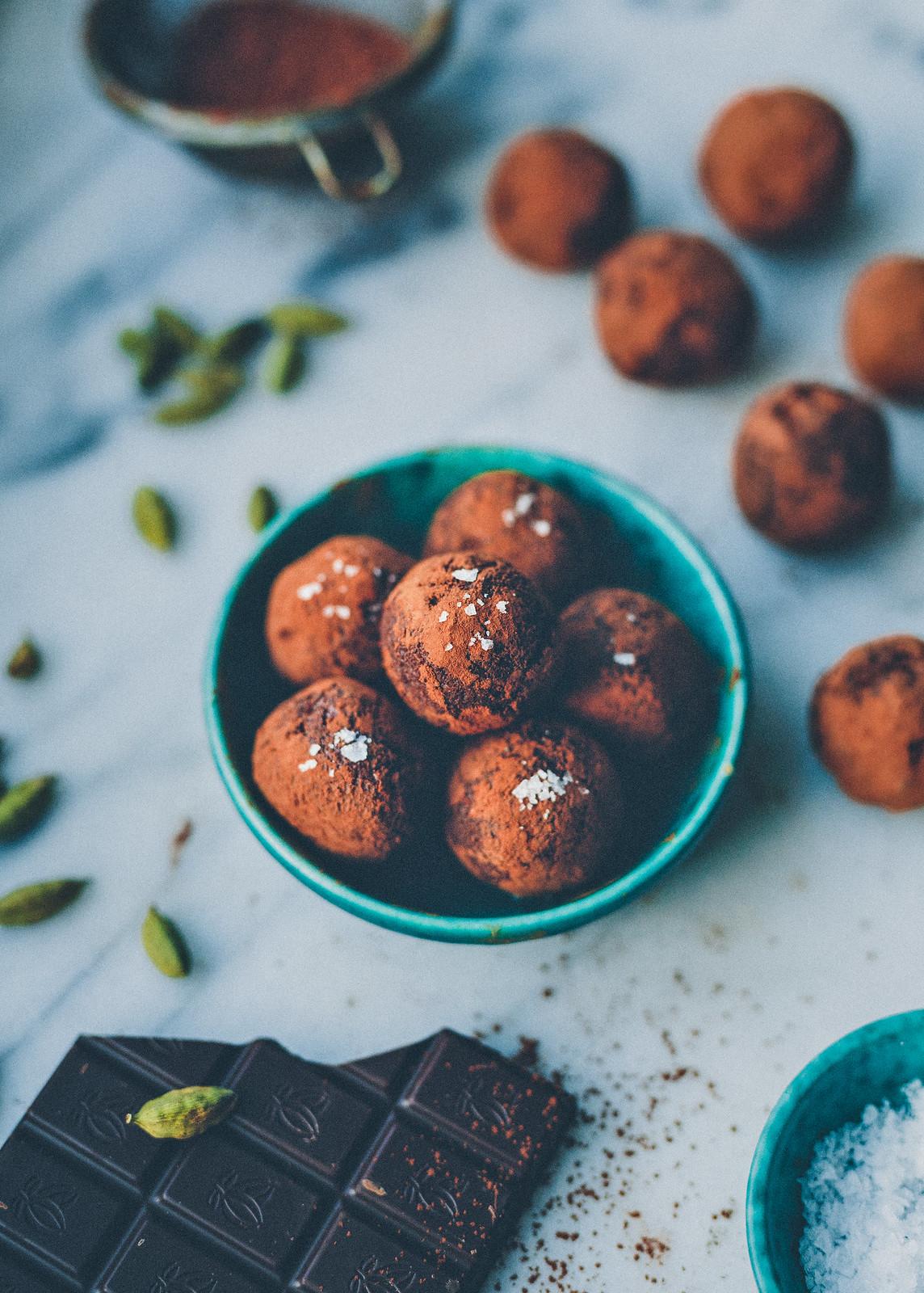 chokladtryfflar med havregrädde - karinevelina.se