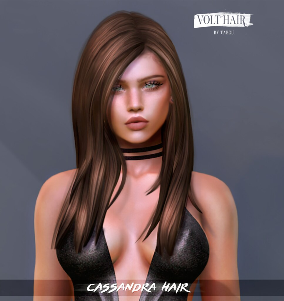 Cassandra Hair @ Kinky event - TeleportHub.com Live!