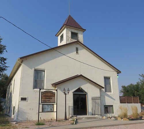 South Goshen Community Church (Yoder, Wyoming)