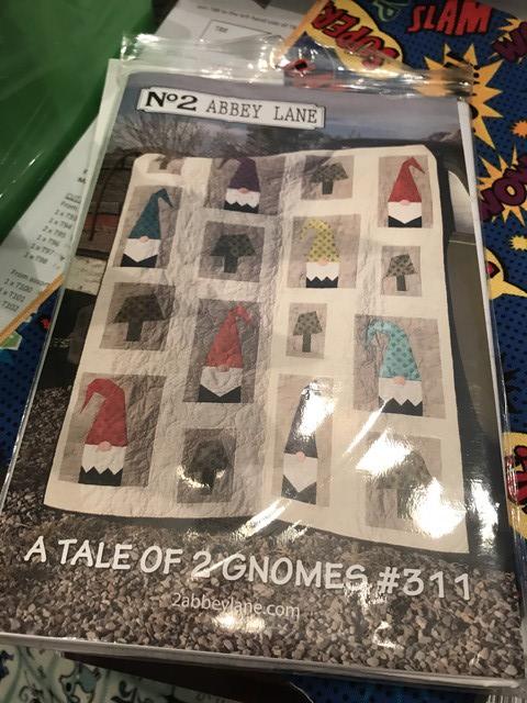 gnome quilt