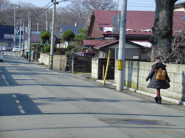 Uki-uki walking