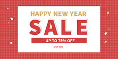 Happy New Year Sale Special