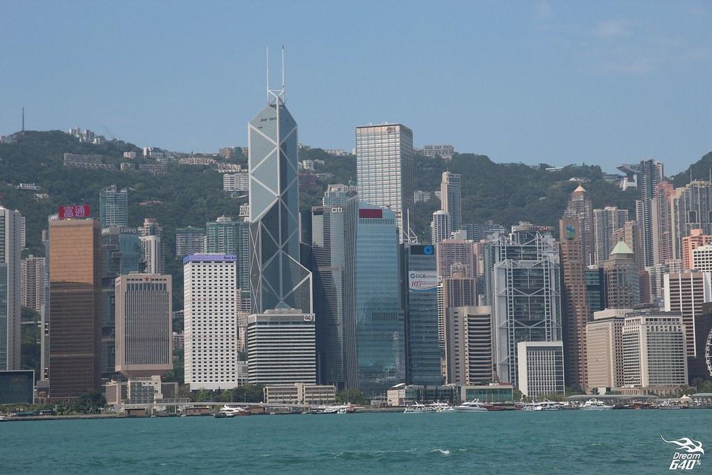 香港維多利亞港Hong Kong-13
