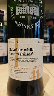 SMWS 71.52 - 'Make hay while the sun shines'
