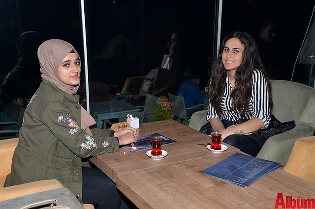 Saime Aylin Aksu, Zeynep Erdoğan