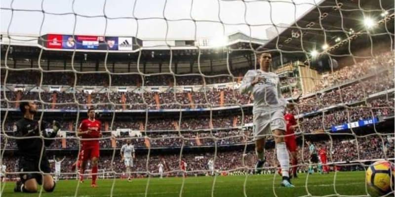 Sevilla Adalah Gawang Favorit Cristiano Ronaldo