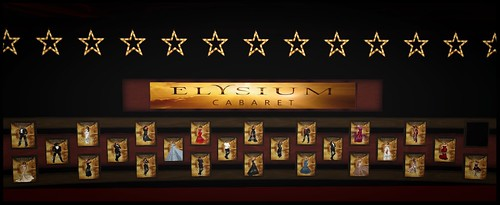 Elysium Cabaret Roster