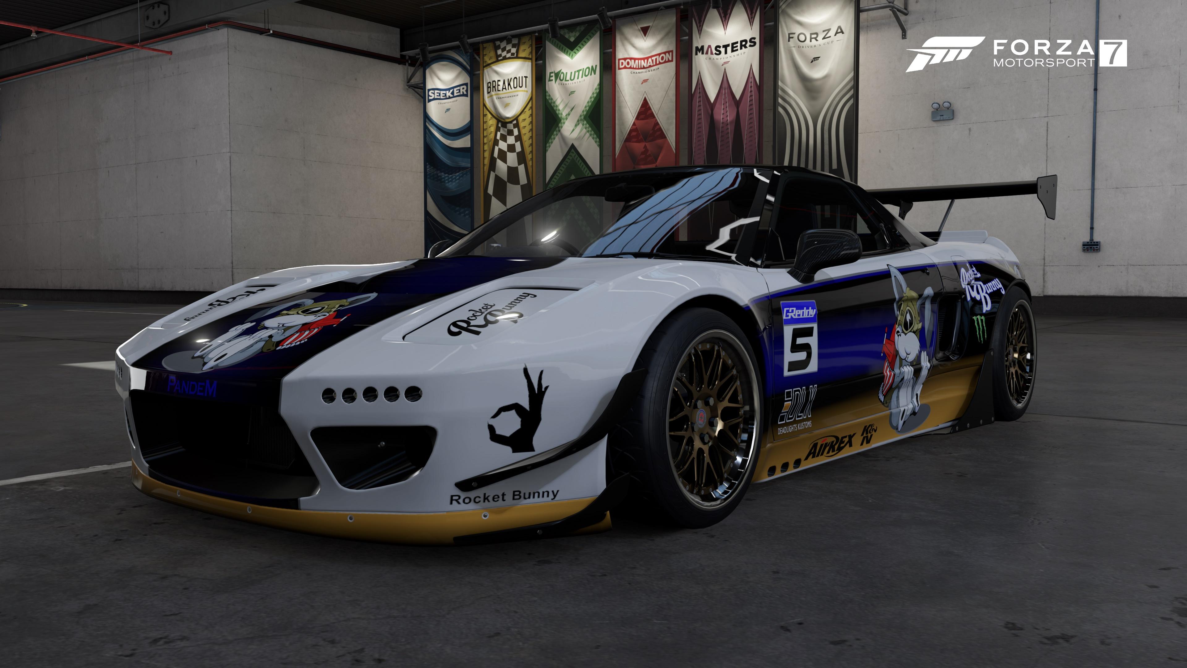 Mitsubishi Racing Domination