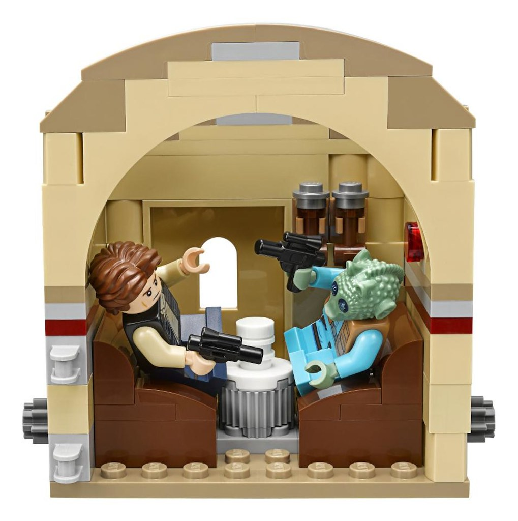 LEGO Star Wars 75205 - Mos Eisley Cantina