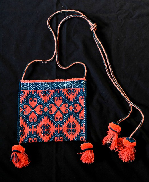 Tepehuano Bag Morral Durango Mexico