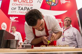 Campeonato Mundial de Tapas Valladolid