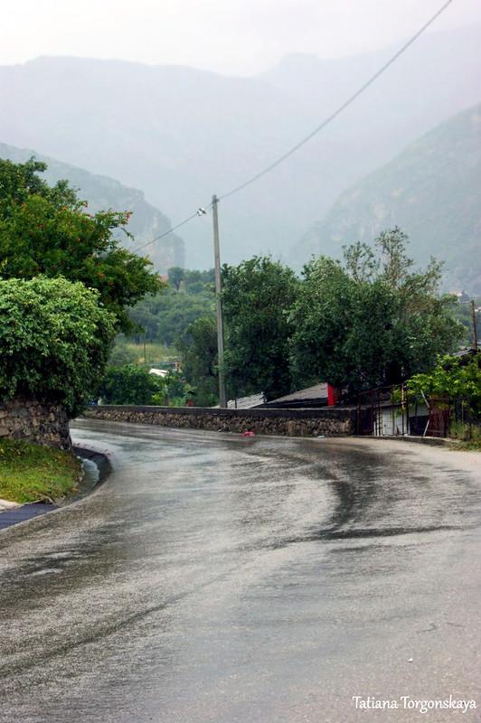 Дорога в Старый Бар