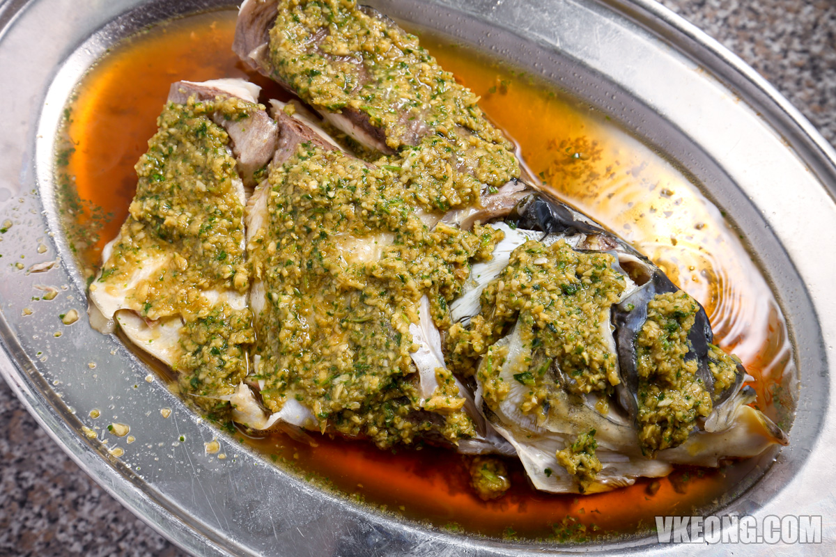 Fatty-Old-Klang-Road-Ginger-Steamed-Fish