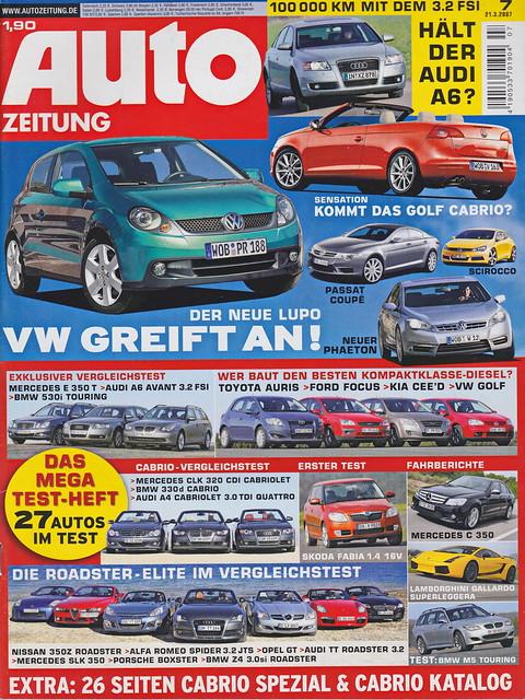 Auto Zeitung 7/2007
