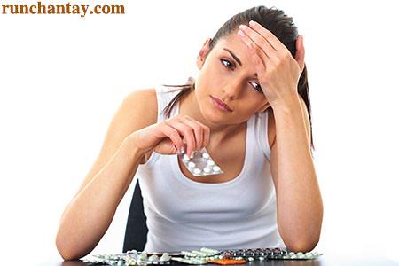 Sử dụng thuốc tây lâu ngày có thể khiến bạn gặp phải rối loạn vận động