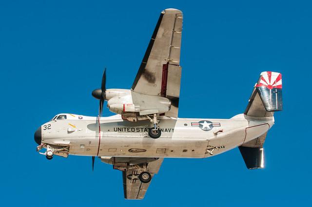 Grumman C-2A (R) | VRC-30 Providers