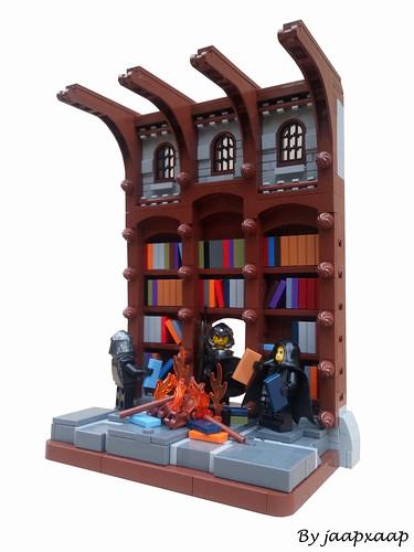 CCC - Burn the books!