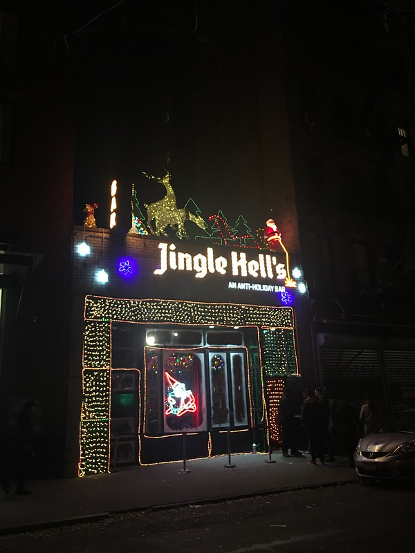 SYFYs Jingle Hell's, An Anti-Holiday Bar