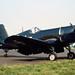 Vought F4U-4B Corsair N240CA North Weald 15-5-88