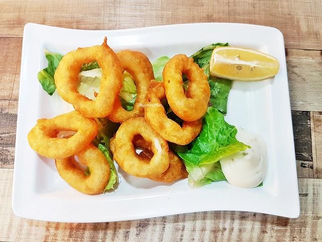 Calamari Rings
