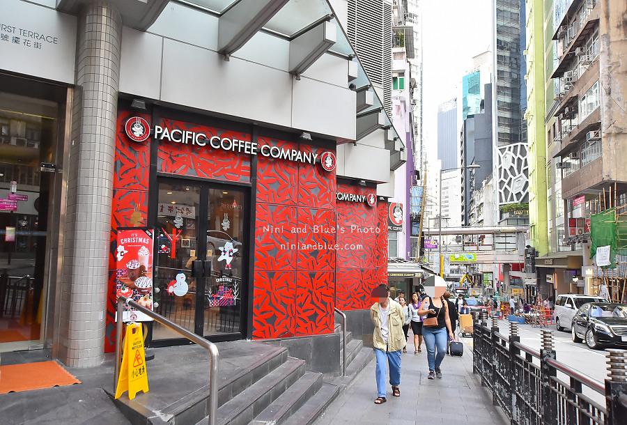 香港景點 舊城中環彩繪牆12
