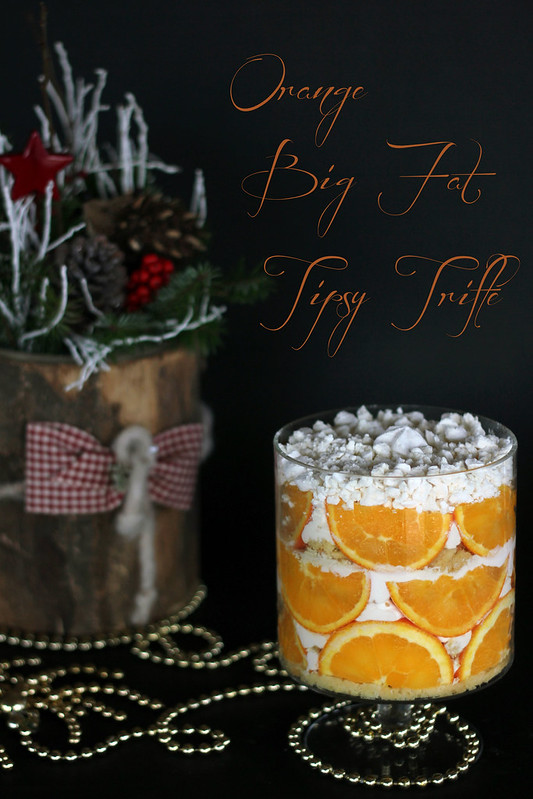 orange big fat tipsy trifle