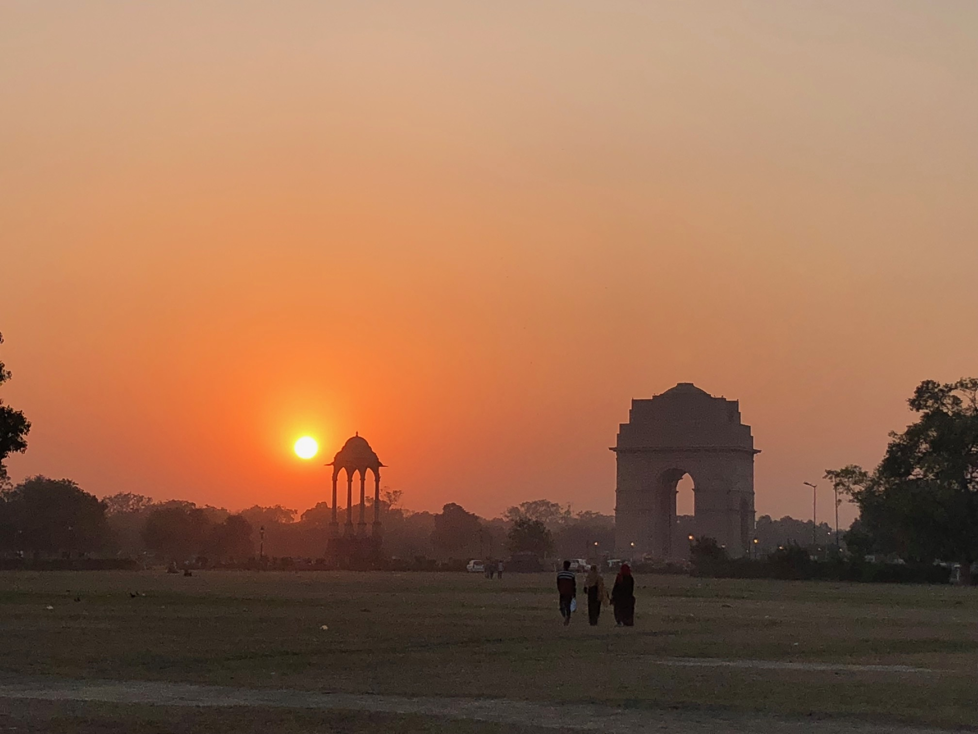 City Hangout - The Perfect Sunset Point, India Gate Circle