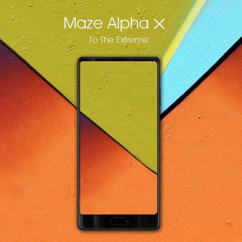 MAZE Alpha X  レビュー (6)