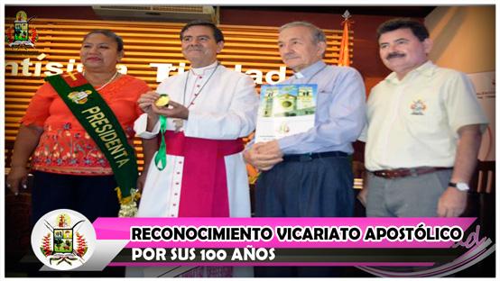 reconocimiento-vicariato-apostolico-por-sus-100-anos