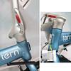 351-TERB-LIN-1811 Tern 2018 Link C8-鋁合金折疊車20吋8速Tourney後變速406輪組淺藍底白標(N字折疊)