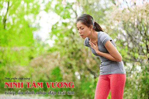 Tim đập nhanh, đánh trống ngực là bệnh gì? Điều trị như thế nào?