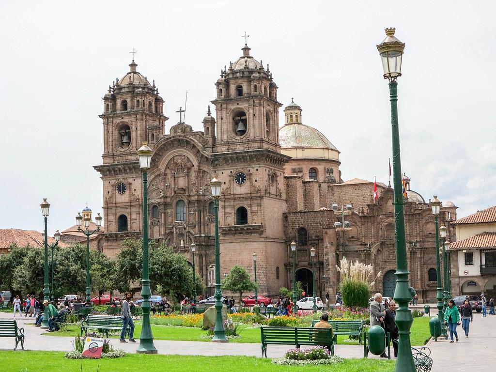 Plaza de Armas en Cusco