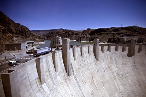 Hoover Dam - Kodachrome - 2001 (8)
