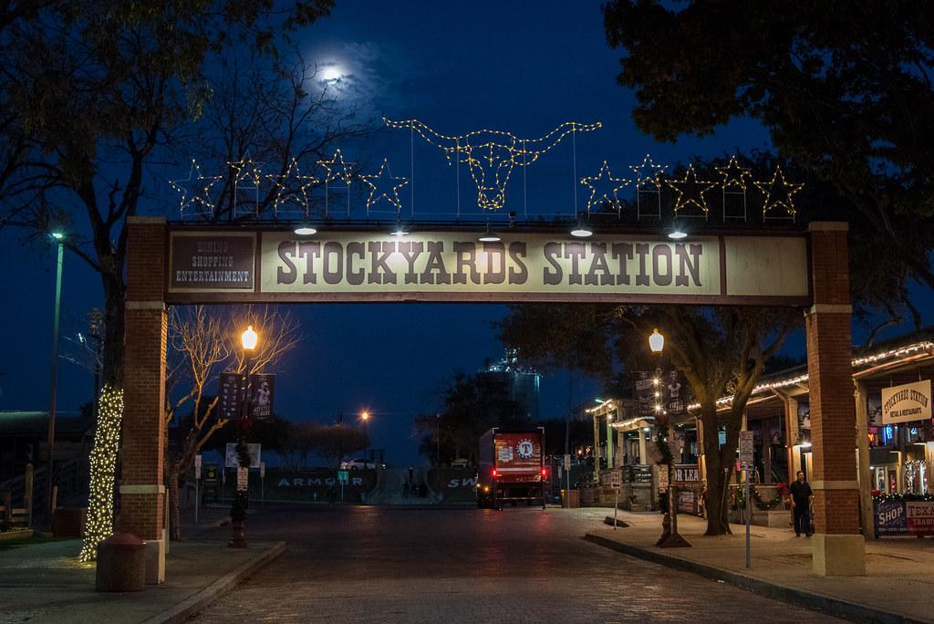 2017 Stockyards