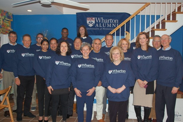 Wharton 2017 Year-end Social