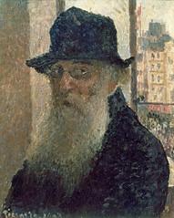 Autoportrait (C Pissarro - PDRS 1528)