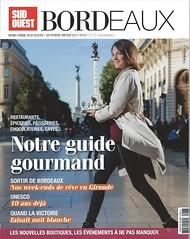 Sud-Ouest Bordeauxx - Couverture- hiver2017
