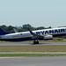 Ryanair Boeing 737-8AS(WL) EI-EXF Costa Brava Pirineu de Girona