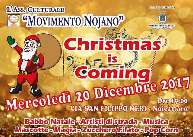 Noicattaro. Evento Movimento Nojano intero