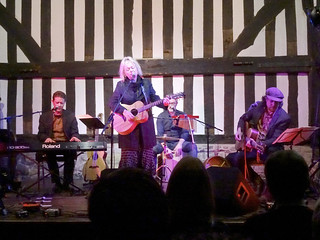 Sally Barker + Chris Conway & Dan Britton @ The Guildhall, Leicester